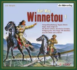 Karel May Vinnetou audiokniha 2CD