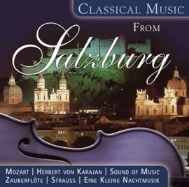 Classical Music from Salzburg CD