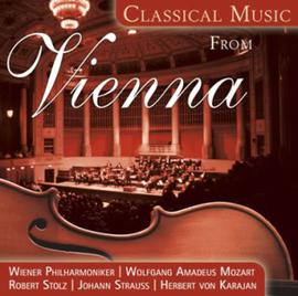 Classical Music from Vienna CD